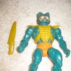 Featured Tfieds: Vintage MOTU Mer-Man Figure