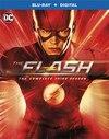 'The Flash' Season Three Blu-Ray & DVD Artwork And Release Information