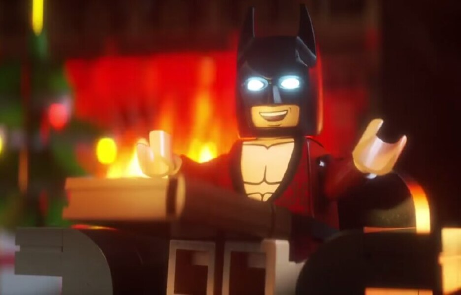 The 'LEGO Batman Movie' IMAX Movie Poster Has Arrived