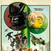 #SDCC17 - The 'LEGO Ninjago' Comic-Con Movie Poster