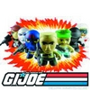 The Loyal Subjects X G.I.Joe Mini Figures