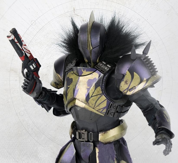 Destiny 2 Titan 1/6 Scale Calus's Selected Shader & Golden