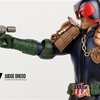 1/6 Scale Apocalypse War Judge Dredd Collectible Figure From 3A