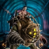 Bioshock Big Daddy & Little Sister 1/6 Scale Collectible Figure Set From Threezero Images & Info