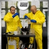 1/6th Breaking Bad Heisenberg & Jesse Hazmat Suit Combo From Threezero