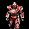 Fallout 4 T-51 Power Armor (Nuka Cola) 1/6 Scale Armor Pack From Threezero