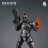 1/6 Scale Mass Effect 3 – John Shepard Figure Images & Pre-Order Info