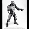 1/6 Scale Robocop (2014) EM-208 Figure From threezero