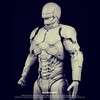 New 1/6 Scale 2014 Robocop V1 Prototype Images From threezero