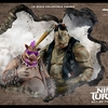 Teenage Mutant Ninja Turtles: Out Of The Shadows Rocksteady & Bebop 1/6 Figures From Threezero