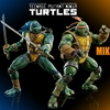 Teenage Mutant Ninja Turtles Kevin Eastman Comics 1/6 Scale Leonardo & Michelangelo Figures From Threezero