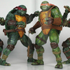 Kevin Eastman Designed 1/6 Teenage Mutant Ninja Turtles Figures Revealed