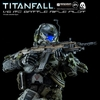 1/6th scale Titanfall IMC Battle Riffle Pilot Figure