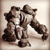 threezero X Zoids: Iron Kong Prototype & Shield Liger Images