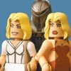 Battlestar Galactica Modern Minimates Series 1 Two-Packs