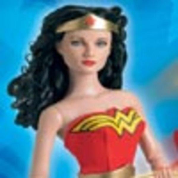Wonder Woman Super Girl Tmb