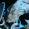 War Of Warcraft: Blood Elf Rogue VS Draenei Paladin Diorama