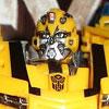 Transformers Movie Bumblebee By Geetar
