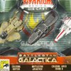 07 SDCC Battlestar Galactica TITANIUM  Vehicle 3-Pack Hi-Res Images