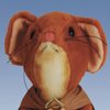 Mouse Guard: Lieam Deluxe Plush Toy