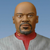Star Trek: DS9 Icons - Captain Sisko Bust