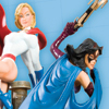 Power Girl & Huntress: Legacy Statue