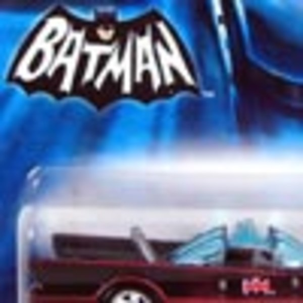 Hotwheels 1966 Barris Batmobile Images