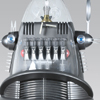 Forbidden Planet Robby the Robot - Special Edition from Fred Barton