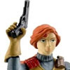 G.I.Joe 25th Anniversary Scarlett Figure