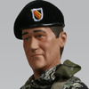 John Wayne 12-inch Figure - Tiger Stripe Edition