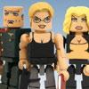 Battlestar Galactica Modern Minimates Series 2