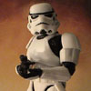Star Wars Legends - Classic Imperial Stormtrooper By Skullder