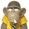 Frank Cho's Monkey Boy Previews Exclusive Vinyl Figure