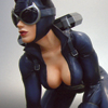 Catwoman & Supergirl Kotobukiya Vinyl Statues