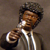 Vincent & Jules Figures From Pulp Fiction By MADDOG