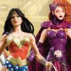 DC Direct Solicitation Preview: Wonder Woman Action Figures
