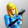 Metroid Prime 2 Echoes: Zero Suit Samus