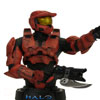 Halo 3 Master Chief Mini Bust Set Hi-Res Images