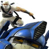 Transformers vs. G.I. Joe Exclusive Optimus Prime vs. Stormshadow Statue