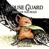 DST Enlists Mouse Guard Collectibles