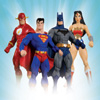 JLA Classified: Classic Series 1 Action Figures