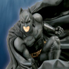 The Dark Knight: Batman (Original Suit) Vinyl Statue By Kotobukiya