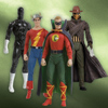 Justice Society Of America Series 1 Action Figures