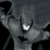 Batman Black & White Statue: Special Edition: Batman Gotham Knight 2
