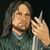 Aragorn Legendary Scale Bust