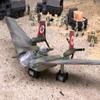 Indiana Jones German Flying Wing, 1:18th Custom By JFAK075
