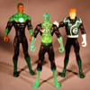 DCIH Defense Of Oa Green Lantern 6 pack - Toys R Us Exclusive