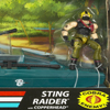 G.I.Joe Night H.A.W.K. & Sting Raider Hi-Res Loose & Boxed Images