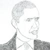 Famed Etch A Sketch Artist Reveals Portrait of President Elect Barack Obama