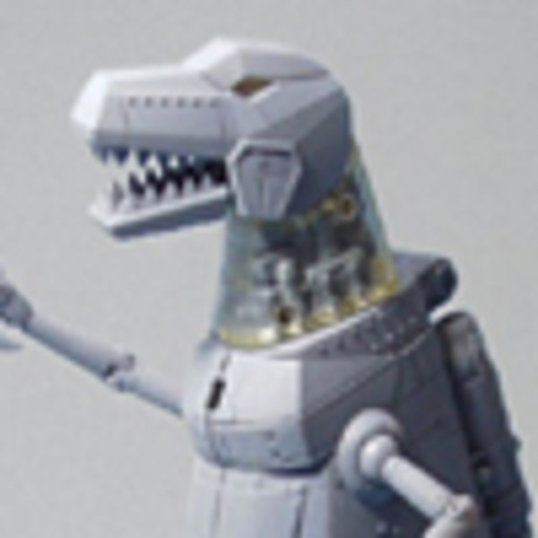 Bigger Images of Masterpiece MP-08 Grimlock Prototype Images